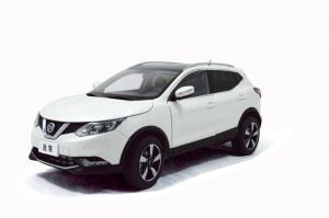 Nissan Qashqai 2015 1/18 Scale Diecast Model Car 9