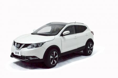 Nissan Qashqai 2015 1/18 Scale Diecast Model Car 1