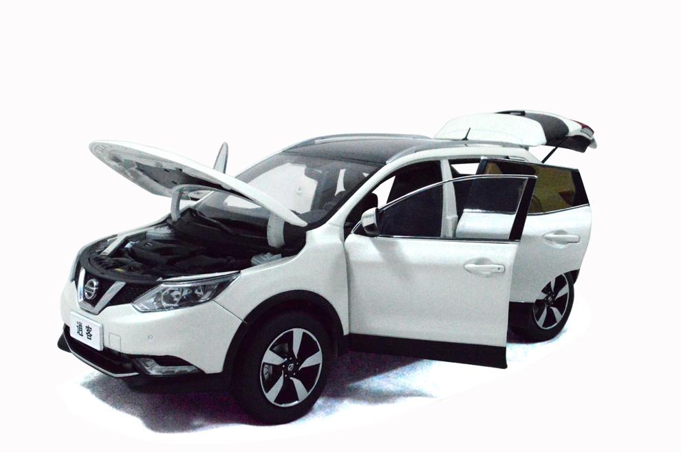 Nissan Qashqai 2015 1/18 Scale Diecast Model Car 8