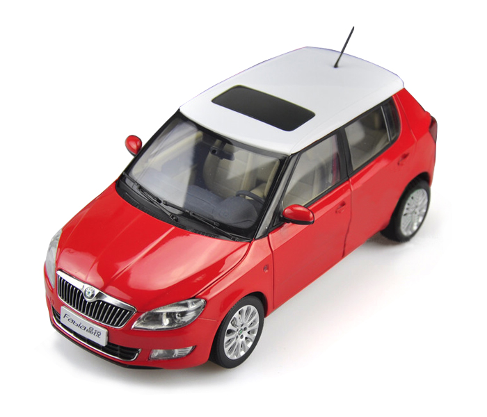 Skoda Fabia car model appreciation 6
