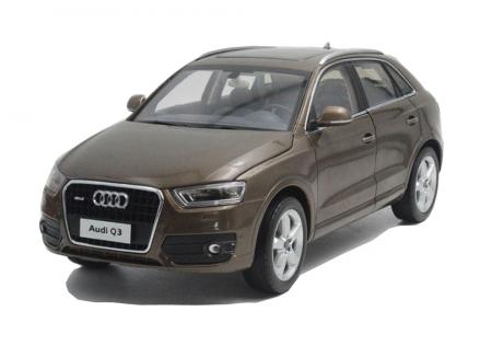 Audi Q3 2014 1/18 Scale Diecast Model Car Wholesale 1