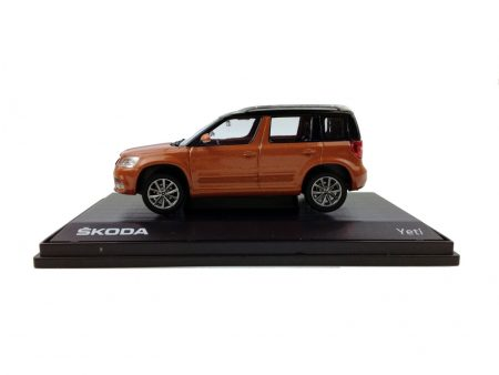 Skoda Yeti 1/43 Scale Diecast Model Car 3