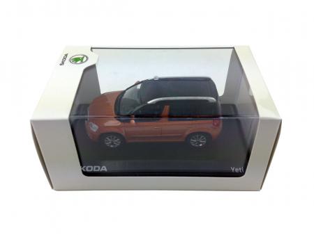 Skoda Yeti 1/43 Scale Diecast Model Car 5