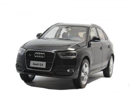 Audi Q3 2014 1/18 Scale Diecast Model Car Wholesale 3