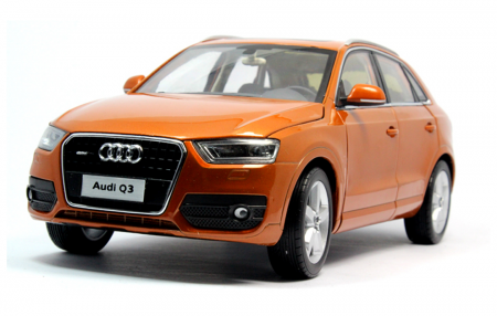 Audi Q3 2014 1/18 Scale Diecast Model Car Wholesale 2