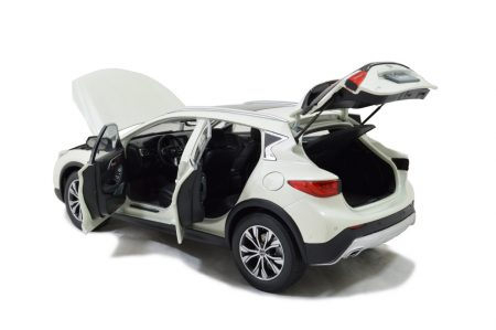 Infiniti QX30 2016 1/18 Scale Diecast Model Car Wholesale 4