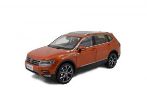 VW Volkswagen Tiguan L 2017 1/18 Scale Diecast Model Car Wholesale 10