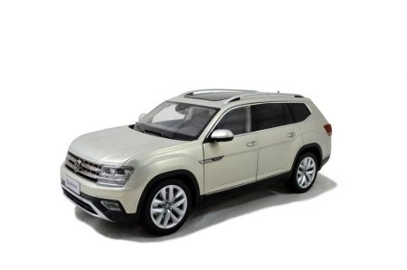 Volkswagen/VW Teramont 2017 1/18 Scale Diecast Model Car 2