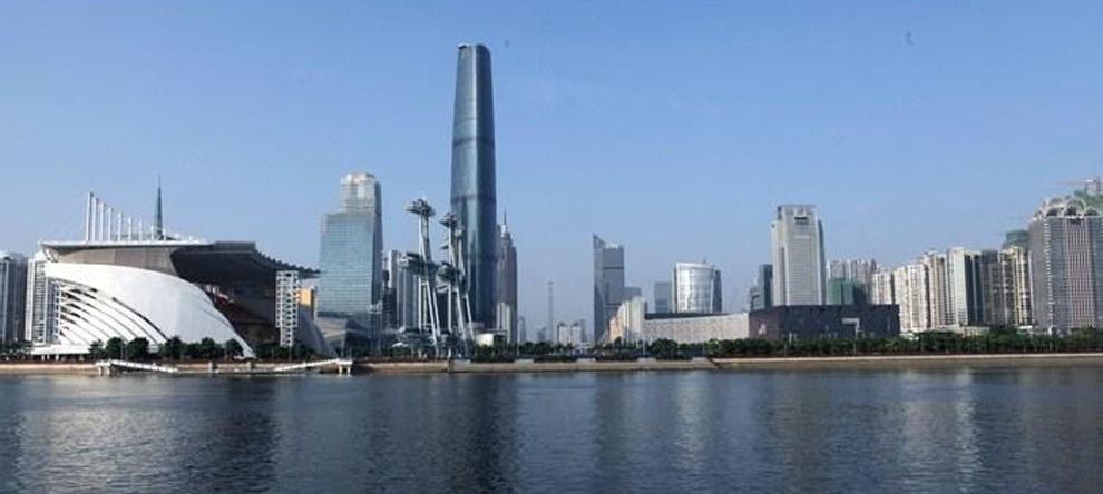Guangzhou haixinsha——model car shooting location 47