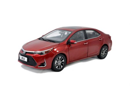 Toyota Levin 2017 1/18 Scale Diecast Model Car 3
