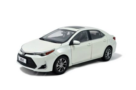 Toyota Levin 2017 1/18 Scale Diecast Model Car 1