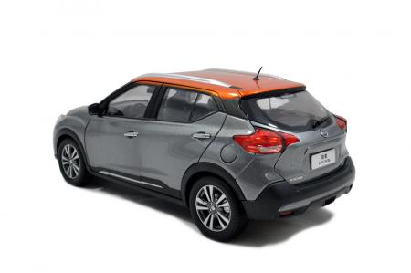 1:18 Scale Nissan Kicks 2017 Diecast Model Car 2