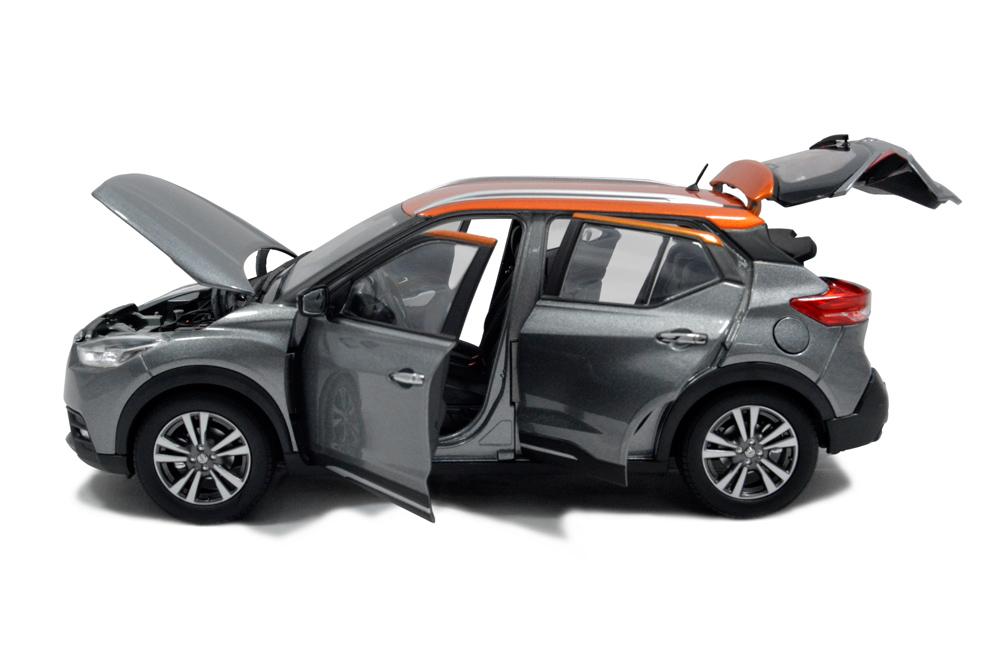 1:18 Scale Nissan Kicks 2017 Diecast Model Car 6