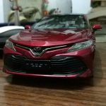 The 1:18 Toyota 2018 Camry model car is on the market, will you buy it? 12