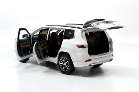1:18 Jeep Grand Commander 2018 Die-cast Model Car 4