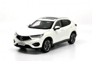 1:18 Scale Acura CDX 2018 Diecast Model Car 3