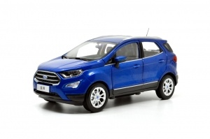 1:18 Scale Ford Ecosport 2018 Diecast Model Car 1