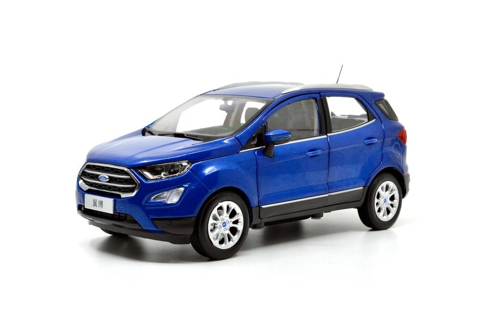 1:18 Scale Ford Ecosport 2018 Diecast Model Car