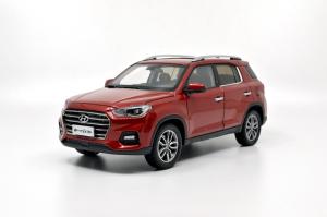 1/18 Hyundai IX35 2018 Die-cast Model Car 9