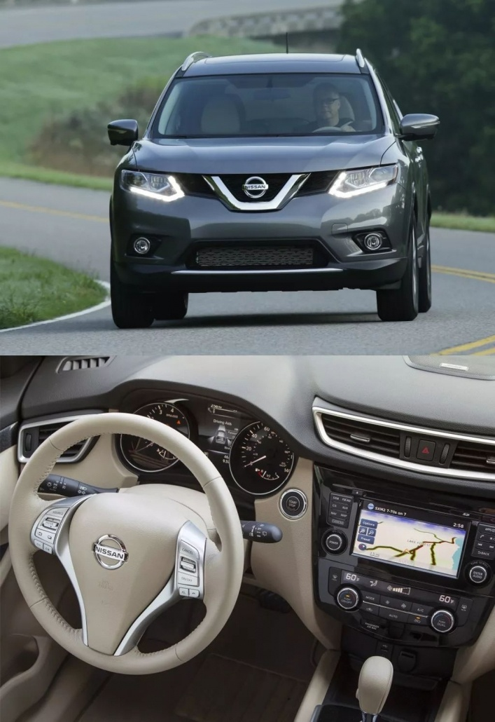 1:18 Scale Nissan X-Trail/ Rogue evaluation 5