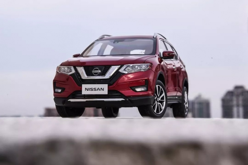 1:18 Scale Nissan X-Trail/ Rogue evaluation 30