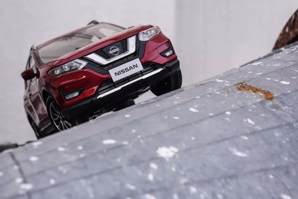 1:18 Scale Nissan X-Trail/ Rogue evaluation 7