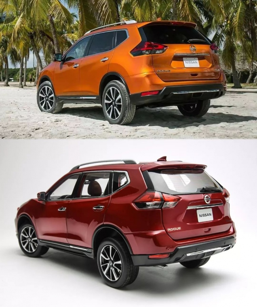 1:18 Scale Nissan X-Trail/ Rogue evaluation 10