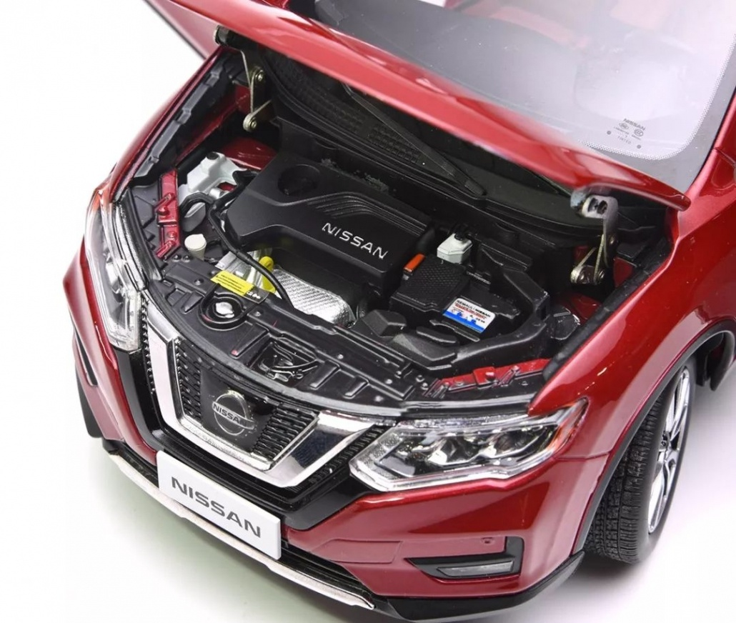 1:18 Scale Nissan X-Trail/ Rogue evaluation 19