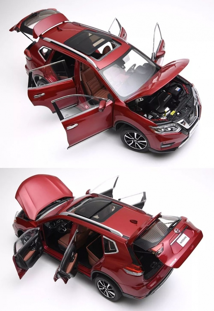 1:18 Scale Nissan X-Trail/ Rogue evaluation 18