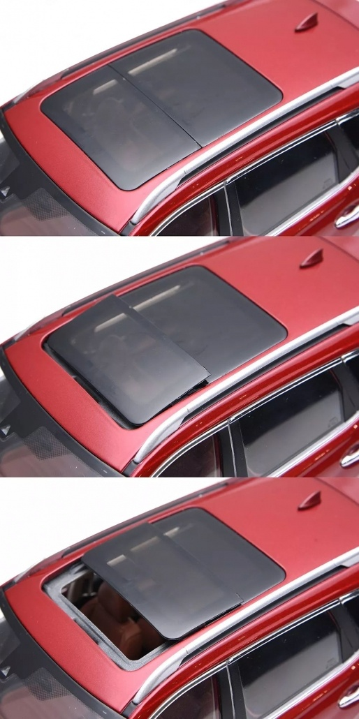 1:18 Scale Nissan X-Trail/ Rogue evaluation 24