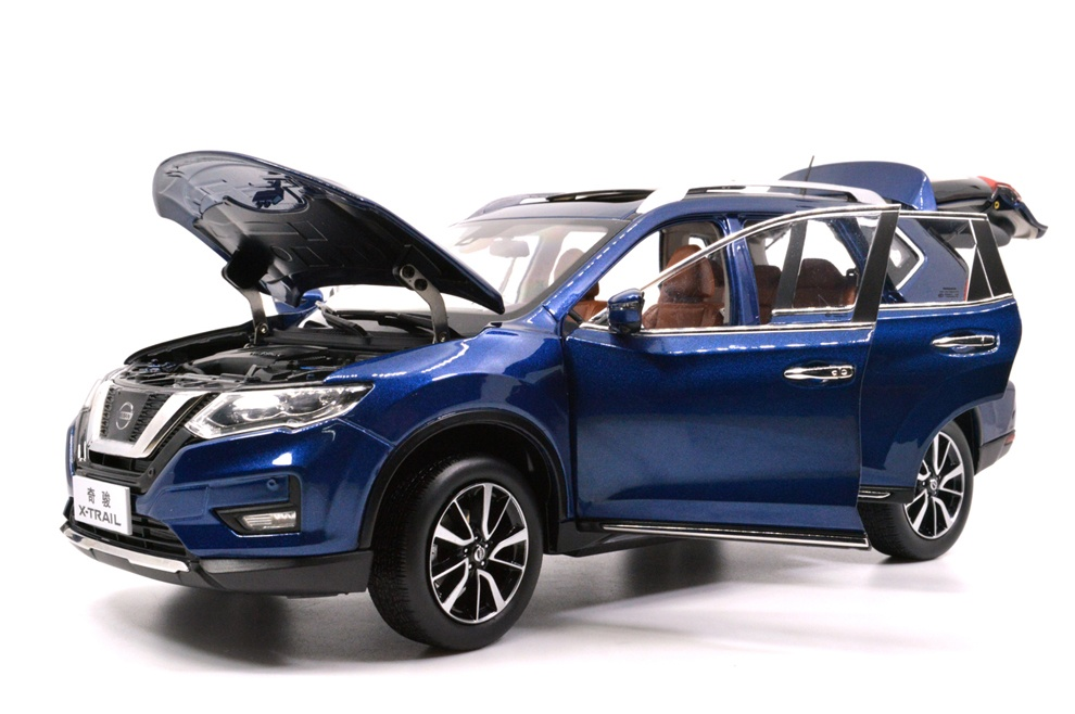 1:18 SCALE NISSAN X-TRAIL 2018 Chinese Version 22