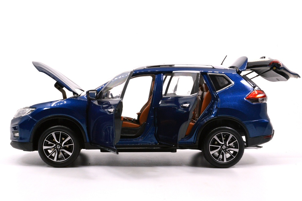 1:18 SCALE NISSAN X-TRAIL 2018 Chinese Version 23