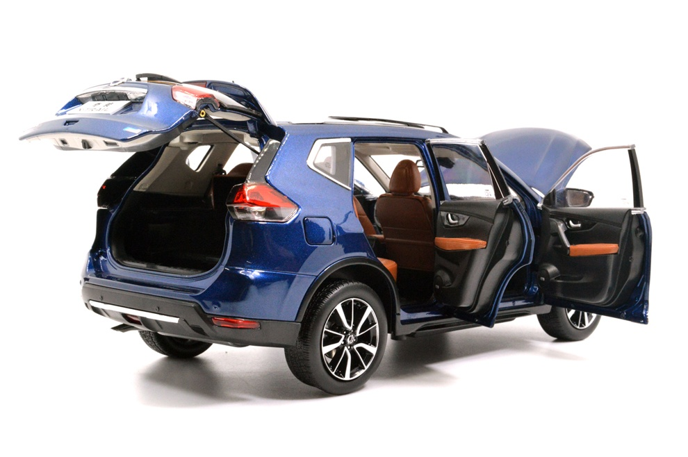 1:18 SCALE NISSAN X-TRAIL 2018 Chinese Version 20