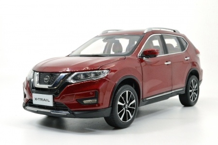 1:18 SCALE NISSAN X-TRAIL 1