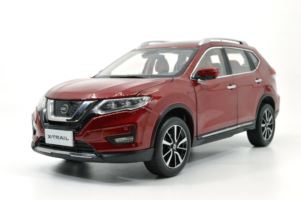 1:18 SCALE NISSAN X-TRAIL 10