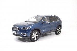 1:18 Scale Jeep Cherokee 2019 1