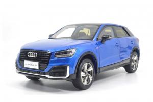 1:18 Audi Q2 2019 Diecast Model Car 2
