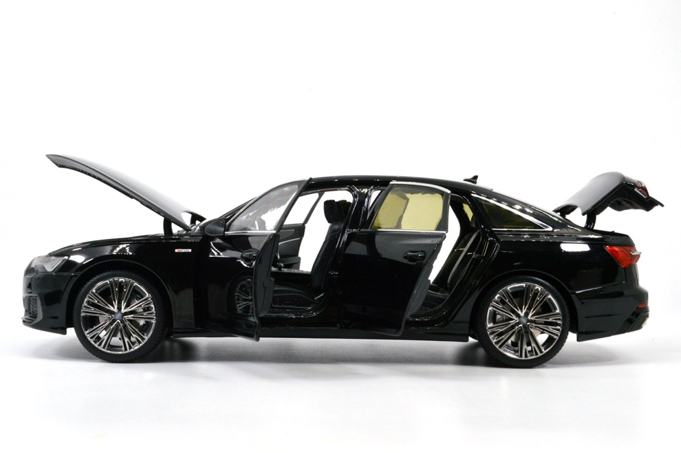 1:18 Audi A6L 2019 Diecast Model Car Wholesale 8