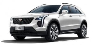 1:18 Cadillac XT4 2019 Diecast Model Car wholesale 14