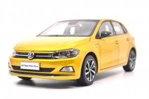 1:18 Volkswagen Polo Plus Diecast Model Car Wholesale 9