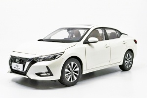 1:18 Nissan Sylphy 2019 Diecast Model Car Wholesale 12