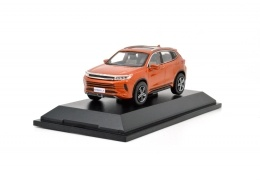 1/43 SCALE EXEED LX DIECAST MODEL CAR 2