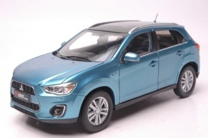 1/18 Mitsubishi ASX 2020 Diecast Model Car 4