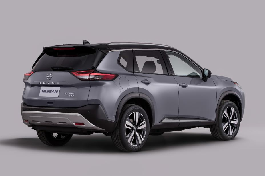The 2021 Rogue goes on sale at Nissan dealers nationwide in fall 2020. 8