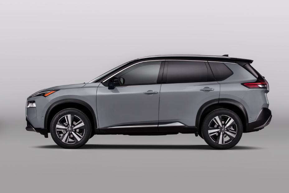 The 2021 Rogue goes on sale at Nissan dealers nationwide in fall 2020. 4
