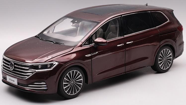 1/18 VW Viloran MPV Diecast Model Car 5