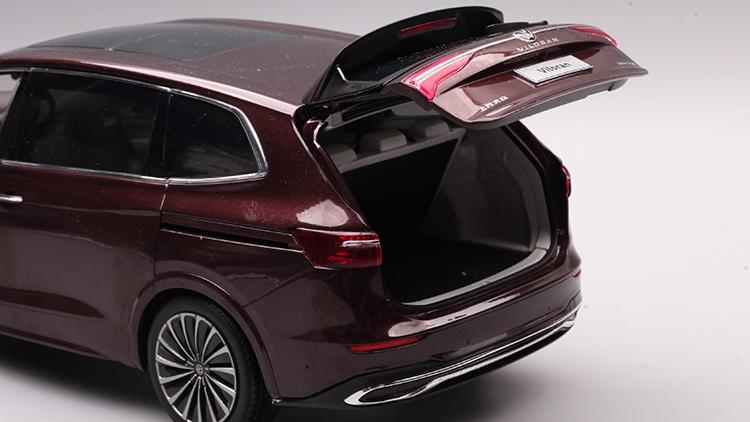 1/18 VW Viloran MPV Diecast Model Car 7
