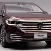1/18 VW Viloran MPV Diecast Model Car 2