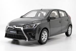 Toyota Yaris L 2014 1/18 Scale Diecast Model Car Wholesale 9