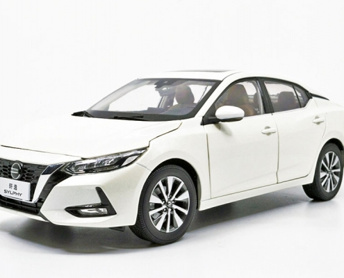 simulation car model production